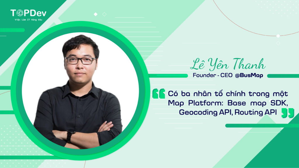 map platform