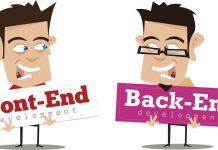 FrontEnd là gì? BackEnd là gì ? và Fullstack là gì?