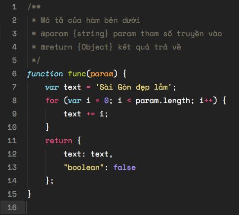 Font chữ cho Lập Trình Viên Và xu hướng ligature trong code font