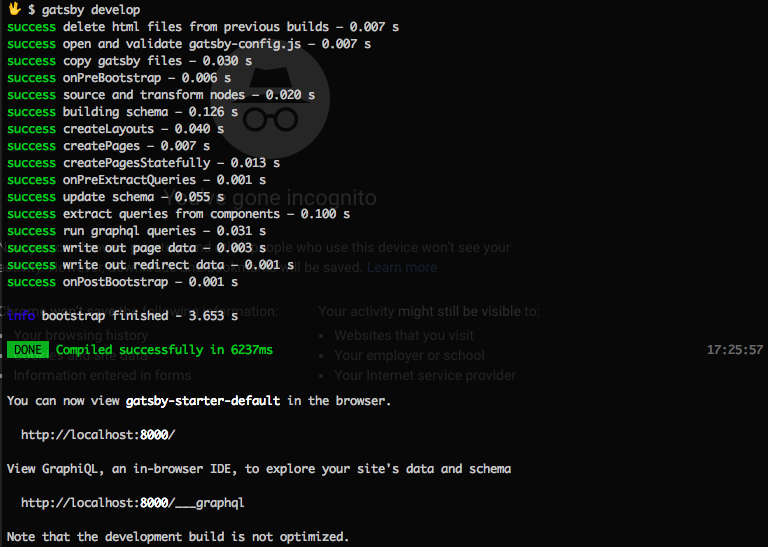 Gatsby.js: Cách thiết lập và sử dụng React Static Site Generator
