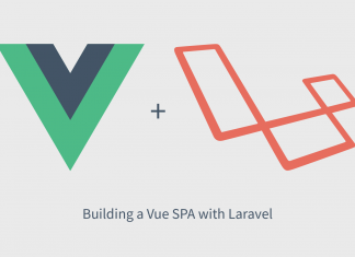 Xây dựng Vue SPA (Single Page App) với Laravel - Phần 1