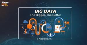 Thời của Big Data: Càng to thì càng tốt