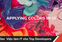 Color in UI