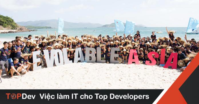 Evolalble tuyển dụng IT - Blog TopDev