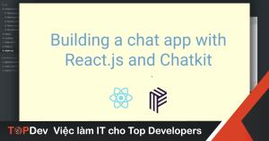 Xây dựng một ứng dụng trò chuyện bằng ReactJS trong 10 PHÚT (Phần 1)