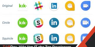 Cách tạo icon tương thích trên Android bằng Android Studio