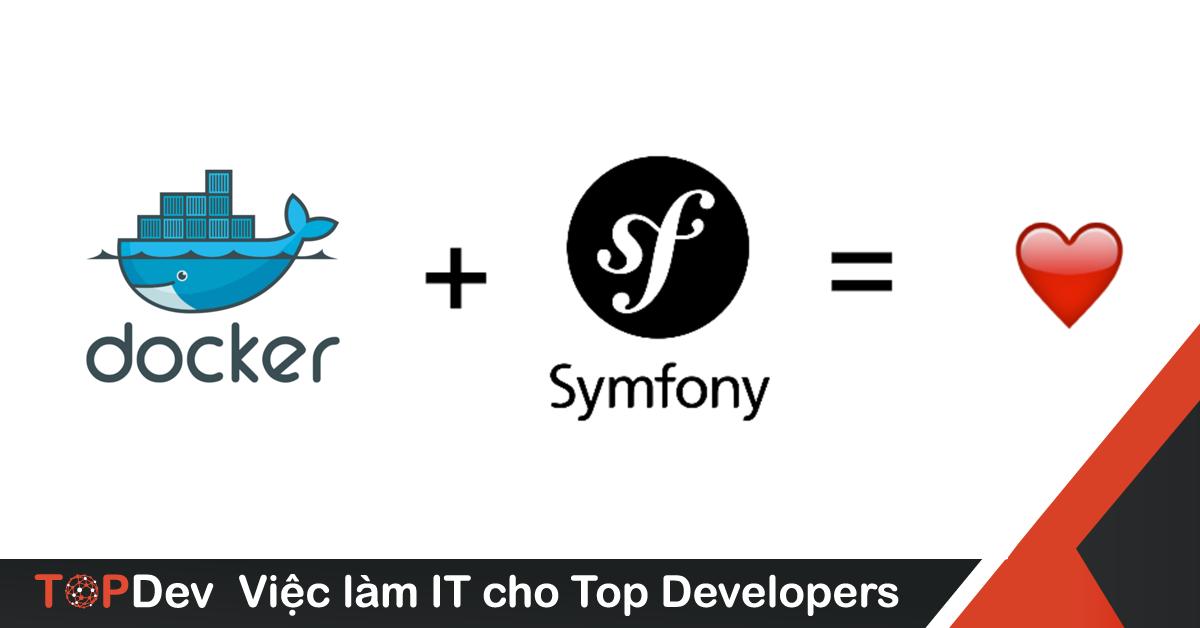 Cách thiết lập một dự án Symfony để làm việc với Docker Subdomains