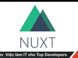 Nuxt js là gì? Cài đặt và tìm hiểu cấu trúc thư mục của Nuxt js