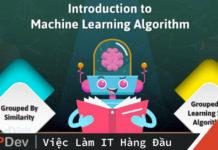 Top những thuật toán machine learning