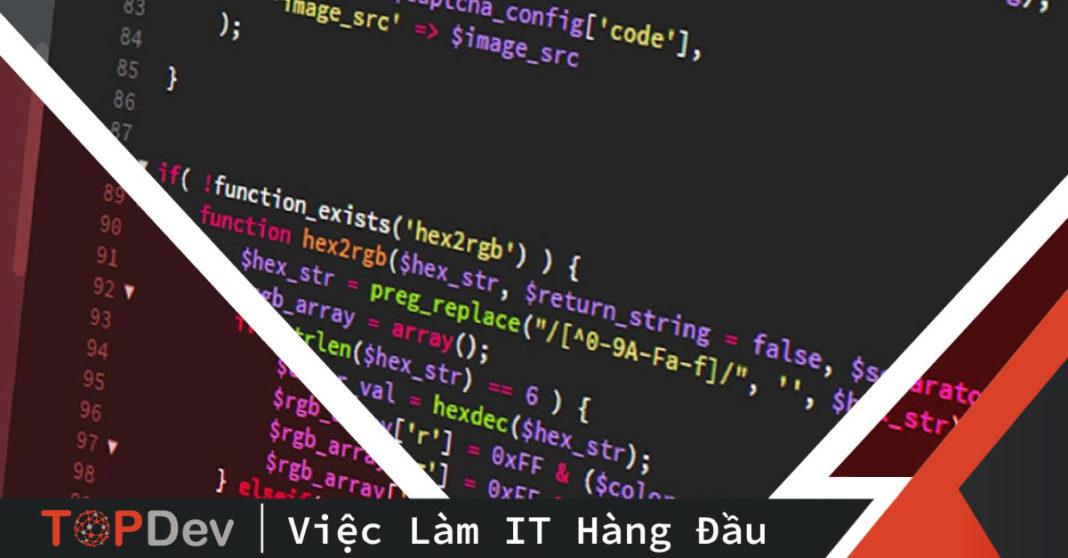 Lập trình đâu chỉ có những dòng code