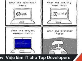 Hướng triển khai cho các project Machine Learning