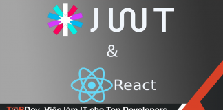 Authorization với JWT trong React + Redux App