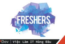 fresher-la-gi