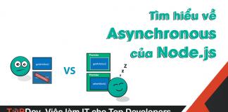 Asynchronous của Node.js là gì