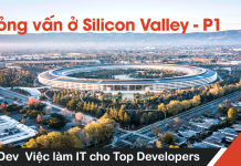 phỏng vấn ở silicon valley