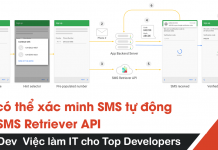 sms retriever API