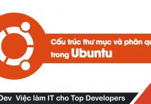 cấu trúc thư mục và phân quyền trong ubuntu