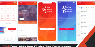 React Native Starter Kit là gì