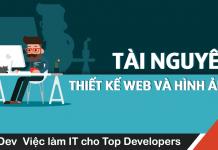 Tài nguyên thiết kế web và hình ảnh