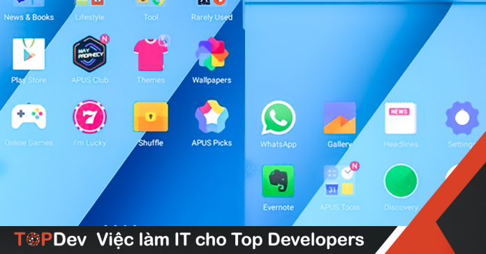 Xây dựng giao diện Android