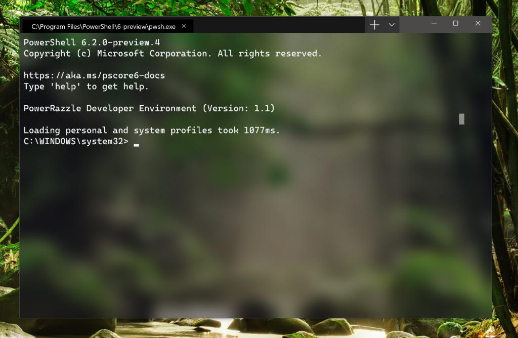 Microsoft trình làng Windows Terminal - Ứng dụng dòng lệnh mới cho Windows