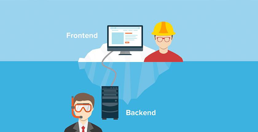 lập trình front-end