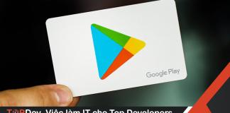 cách lấy dữ liều từ app trên Google Play