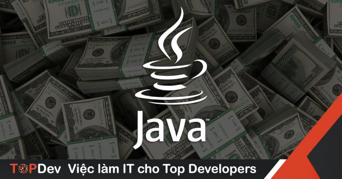 Lập trình viên Java kiếm tiền như thế nào