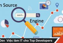 công cụ tìm kiếm mã nguồn mở