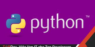 Bắt đầu học Python cho việc học máy