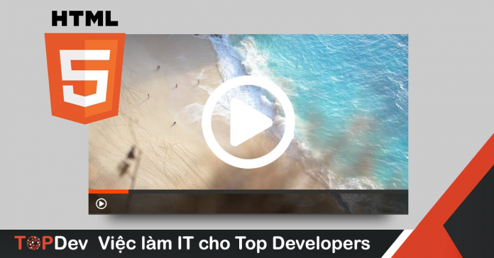 thư viện HTML5 Video Player