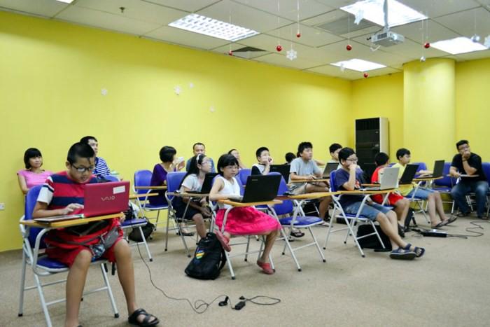 lập trình ở Việt Nam