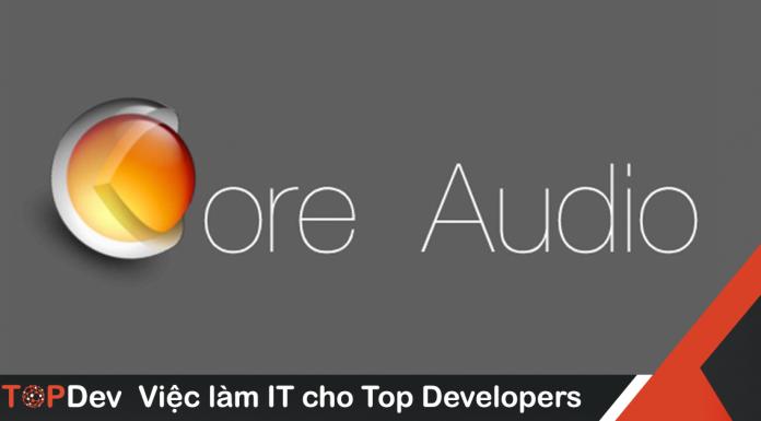 Core Audio là gì