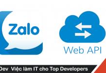 mã hoá Web API