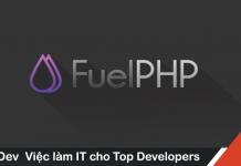 Framework FuelPHP