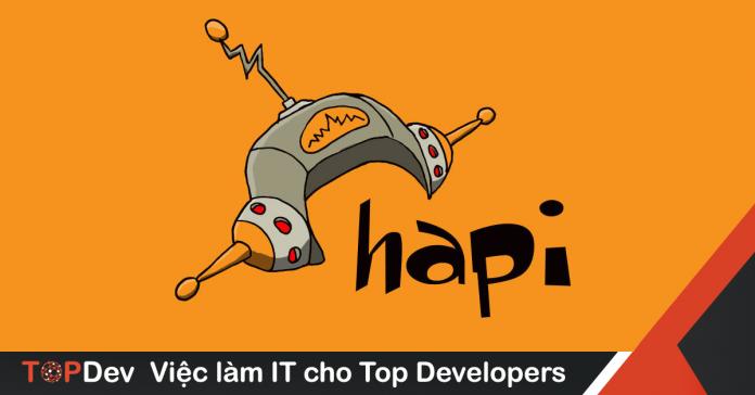 Framework Hapi.js là gì