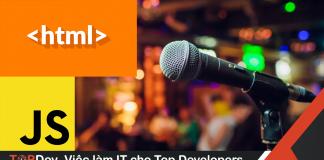 Hát karaoke bằng HTML và JavaScript