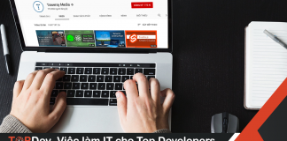 kênh Youtube học lập trình