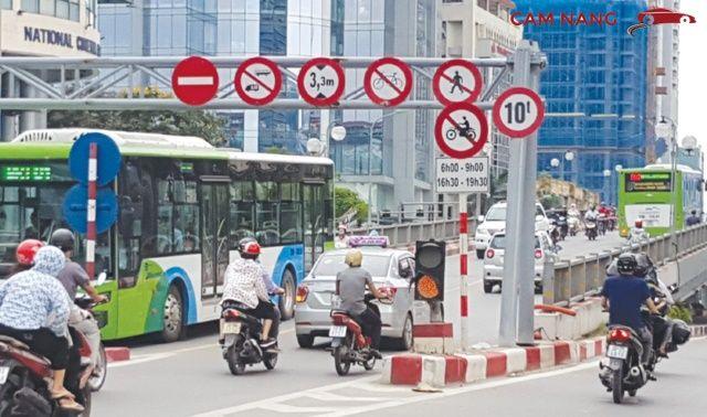 Tự build mạng lưới đơn giản nhận diện biển báo giao thông