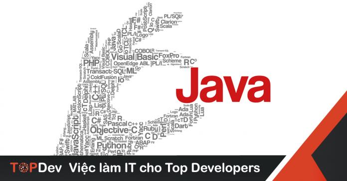 Mẫu bảng công việc lập trình Java
