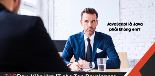 câu hỏi phỏng vấn Javascript
