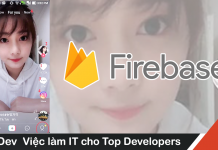 Xây dựng ứng dụng realtime messaging bằng Firebase