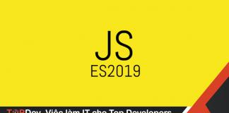 Javascript ES2019