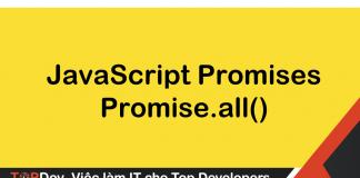 Promise.all là gì