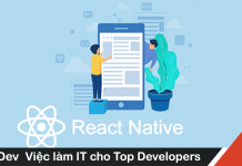 Tips cho React Native