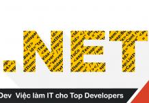 Mẫu bảng công việc lập trình .NET