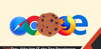 Sự khác nhau giữa Cookie, localStorage và sessionStorage