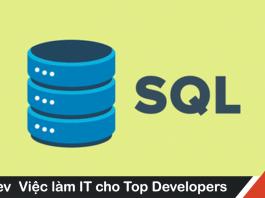 Thứ tự thực hiện cho câu lệnh SQL