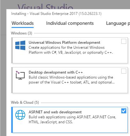 ASP.NET Core là g