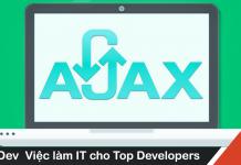 cách dùng hàm $.ajax() của JQuery